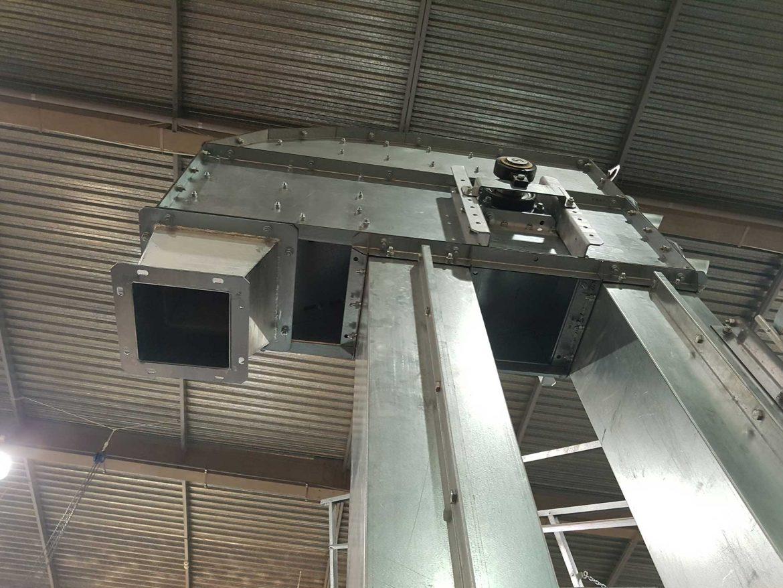 Производство норий различной производительности и высоты