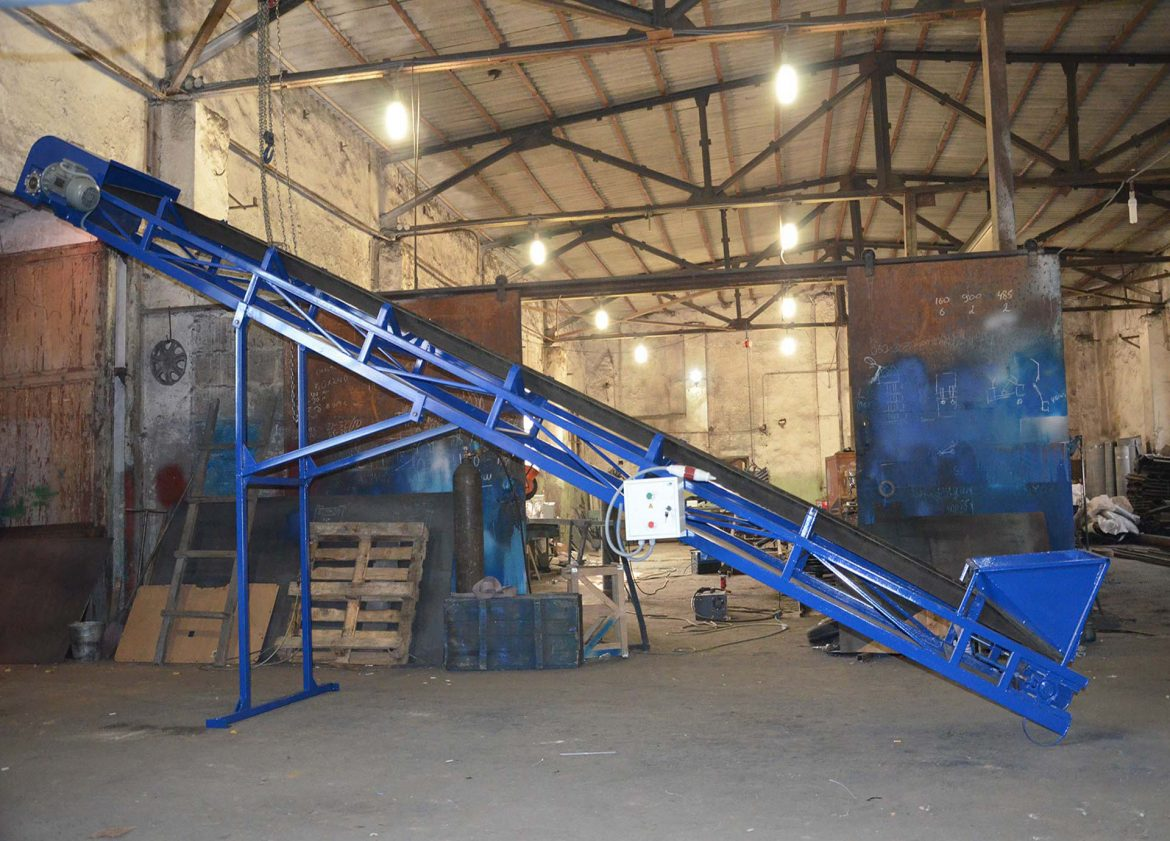 NPK KhTS provides conveyors belt systems