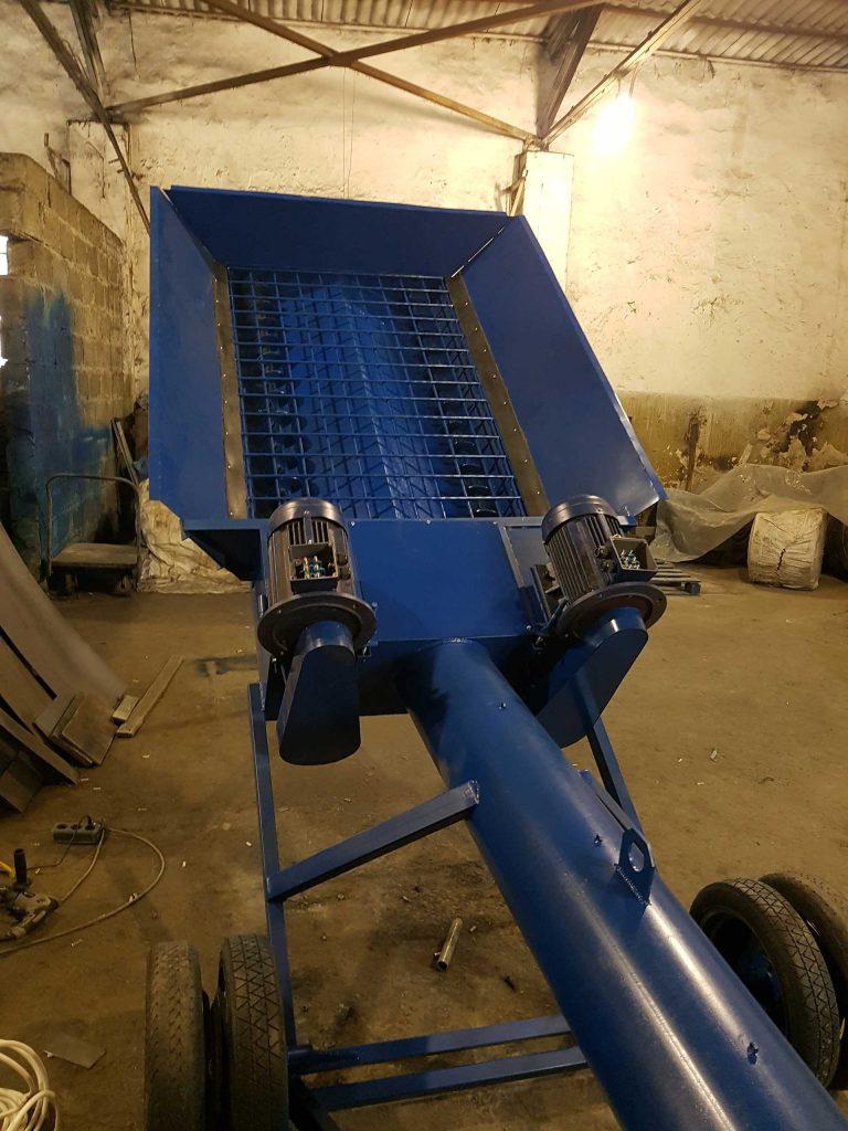 Оборудование для выгрузки из вагонов